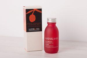 Aceite corporal anticelulítico reafirmante 100% BIO – MATARRANIA