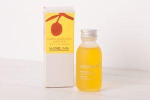 Aceite hidratante suave bebé y piel sensible 100% BIO – MATARRANIA