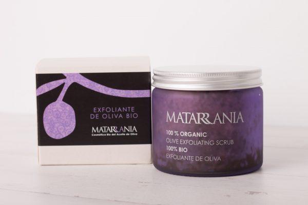 Exfoliante Natural de oliva 100% BIO - MATARRANIA