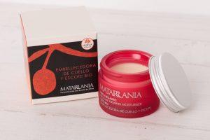 Crema Embellecedora de Cuello y Escote 100% BIO – MATARRANIA