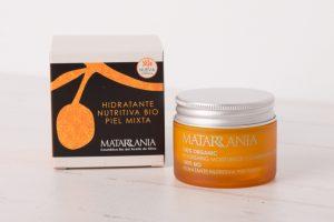Crema Hidratante Nutritiva Piel Mixta 100% BIO – MATARRANIA