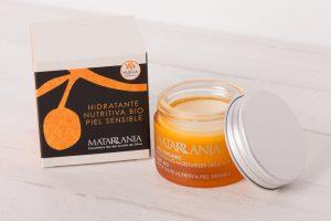 Crema Hidratante nutritiva piel sensible 100% BIO – MATARRANIA