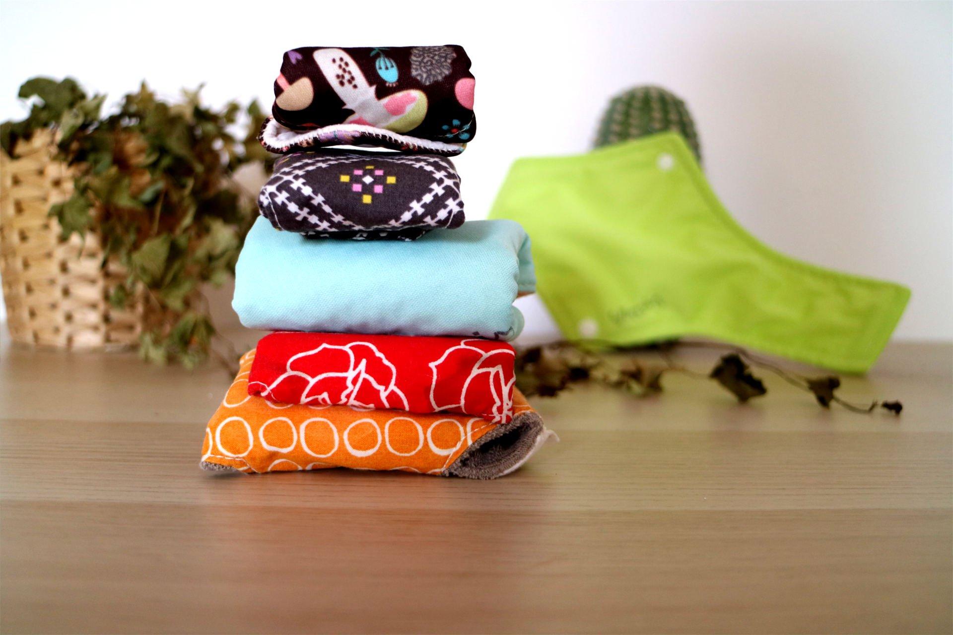 Lee más sobre el artículo Compresas de tela y copa menstrual ¿Te animas?