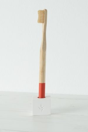 Stand para cepillo de dientes/maquinilla de afeitar-Banbu