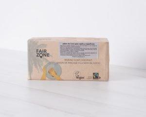Jabón sólido para vajilla de Coco